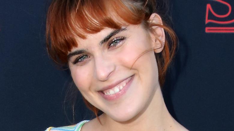 Tallulah Willis smiling