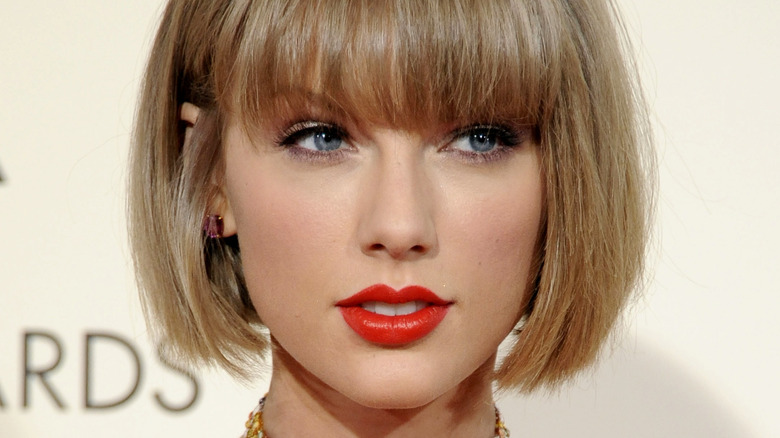 Taylor Swift serious