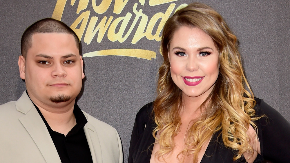 Jo Rivera and Kailyn Lowry