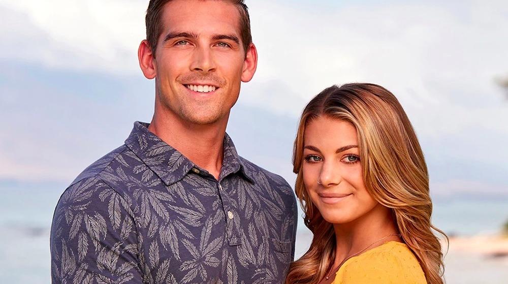 Erin Smith and Corey Sobczky Temptation Island