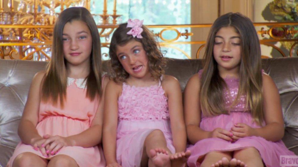 Teresa Giudice's daughters Gabriella, Audriana, & Milania