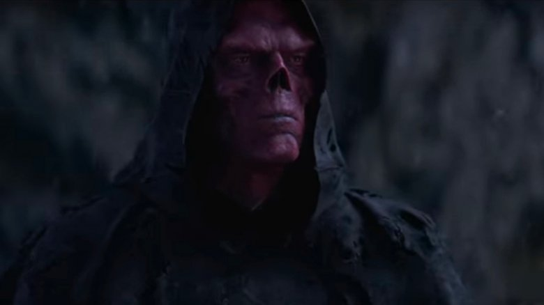 Ross Marquand as Red Skull in Avengers: Infinity War