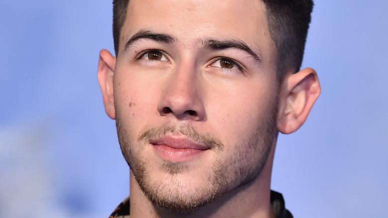 Nick Jonas at event