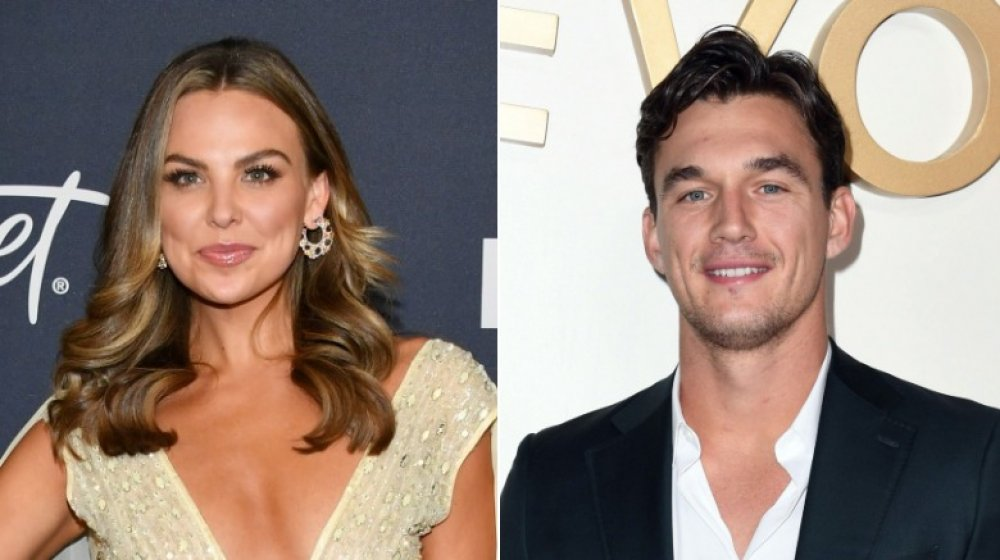 Hannah Brown and Tyler Cameron from The Bachelorette