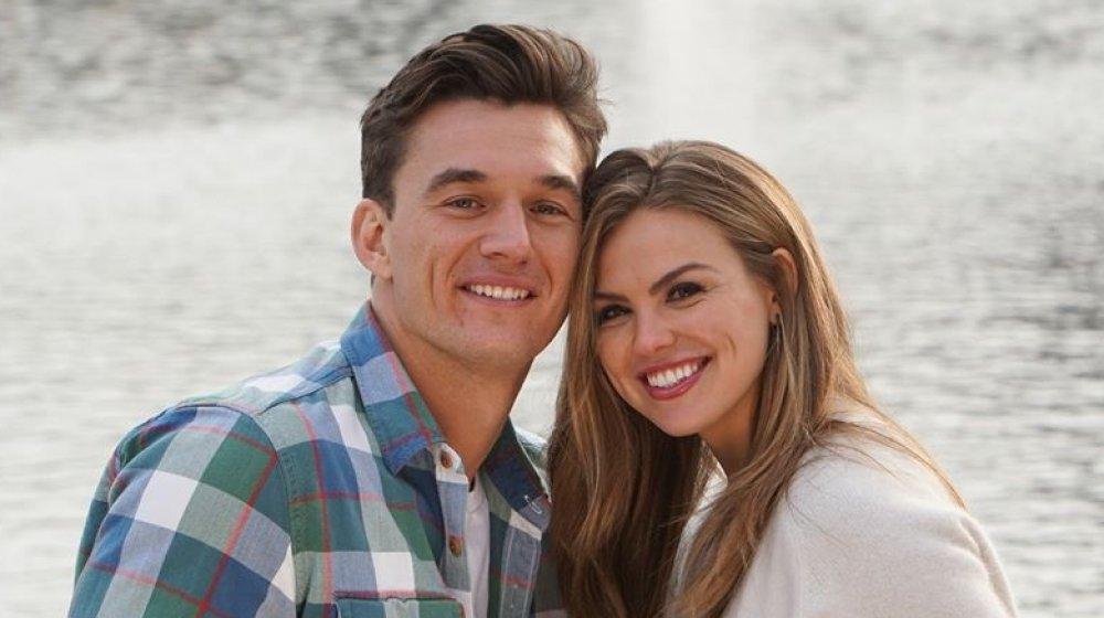 Tyler Cameron, Hannah Brown
