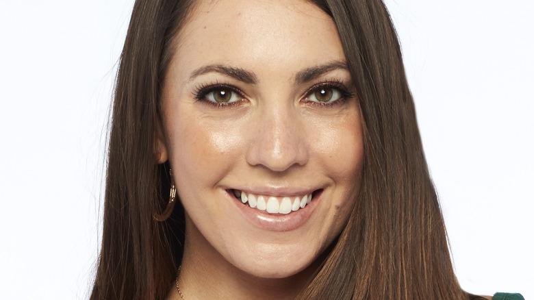 Victoria Larson smiling