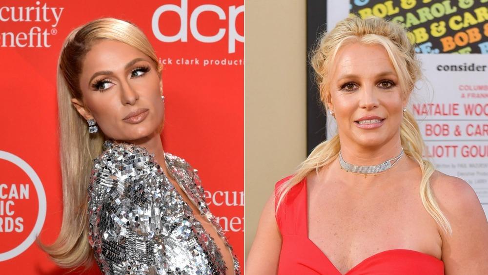 Paris Hilton & Britney Spears