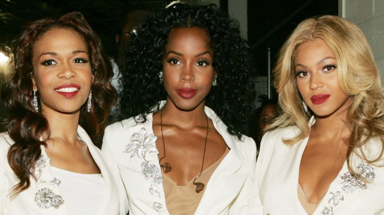 Michelle Williams, Kelly Rowland, Beyonce