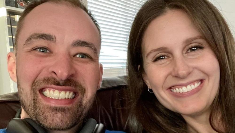 Spencer and Erica Shemwell selfie