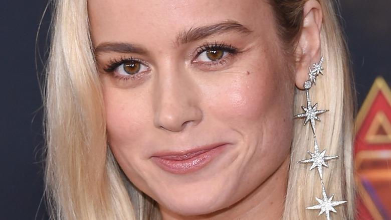 Brie Larson smiling