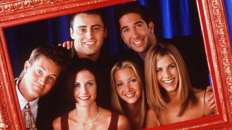 Friends stars Vegas bound in 1994
