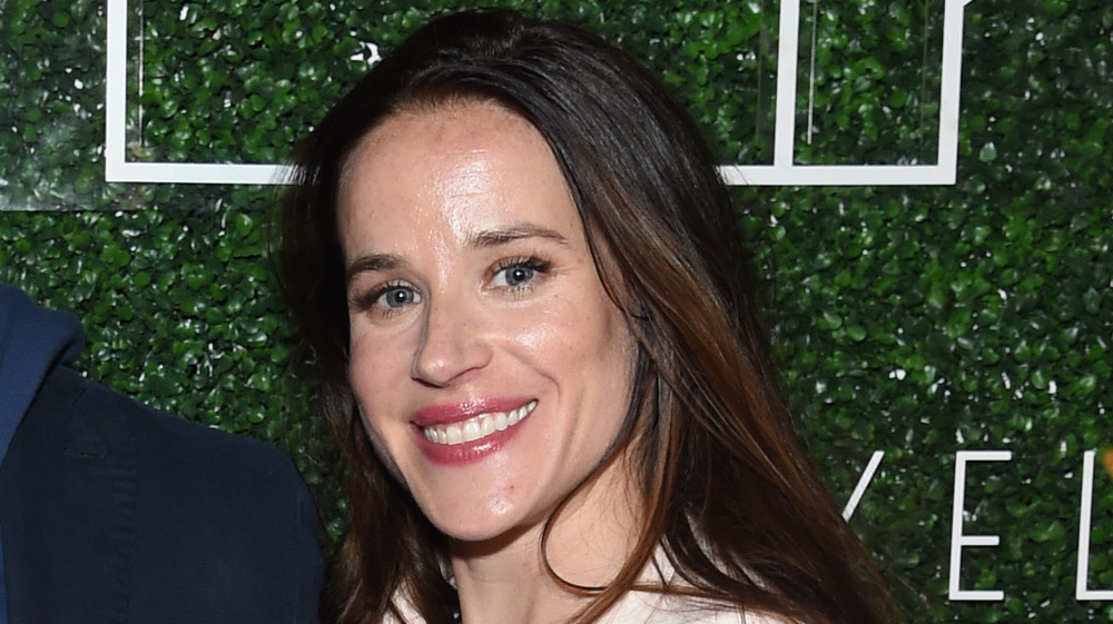 Ashley Biden smiling at an event