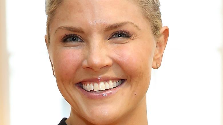 Amanda Kloots wide smile