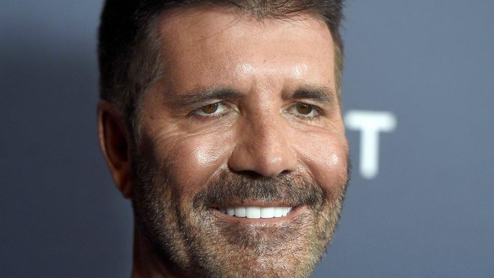 "Simon Cowell attends ""America's Got Talent"" Season 14 Live Show"