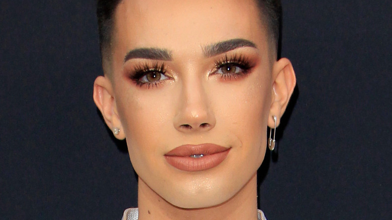 James Charles at an event