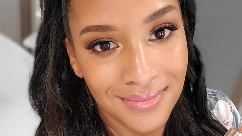 Chantal Jimeno selfie