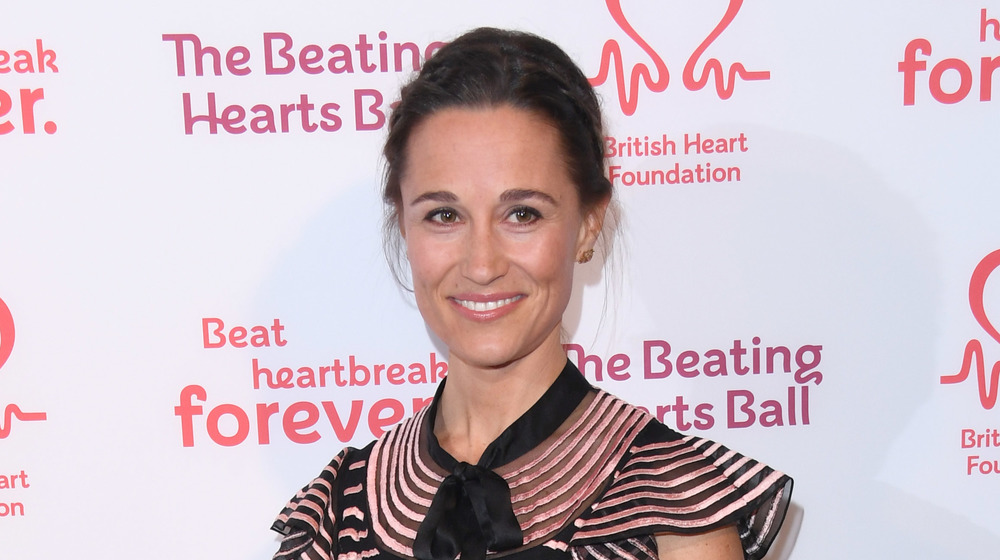 Pippa Middleton at a British Heart Foundation event