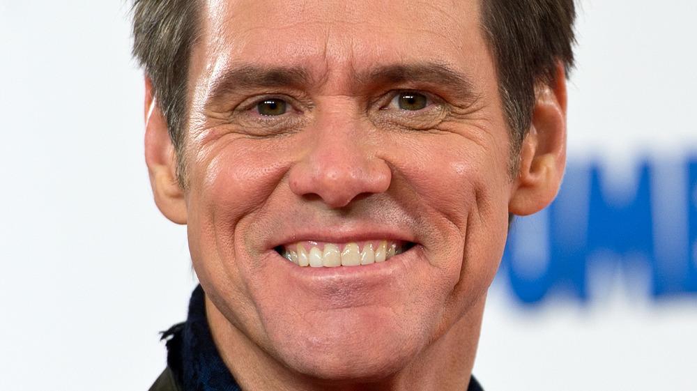 Jim Carrey at an event