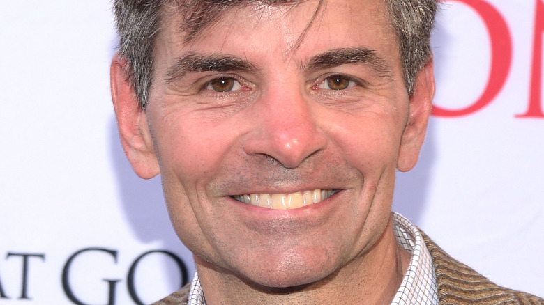 George Stephanopoulos smile