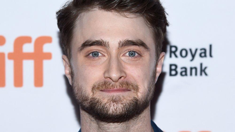 Daniel Radcliffe on red carpet