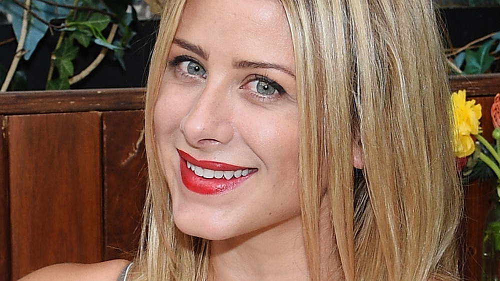 Lo Bosworth at an event