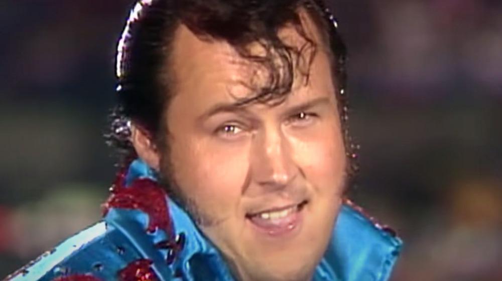 Roy Wayne Farris in costume