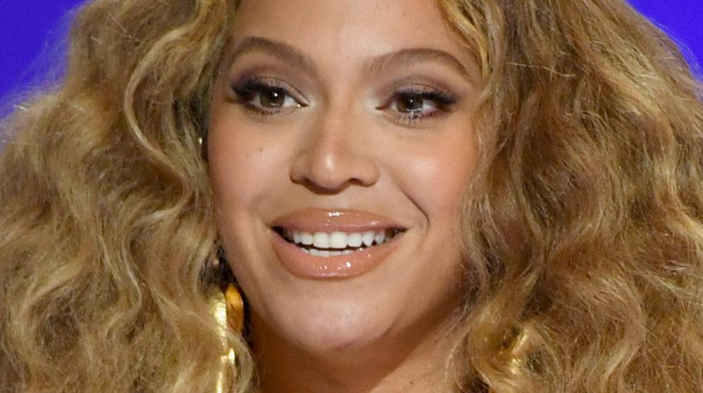 Beyoncé at the Grammy Awards
