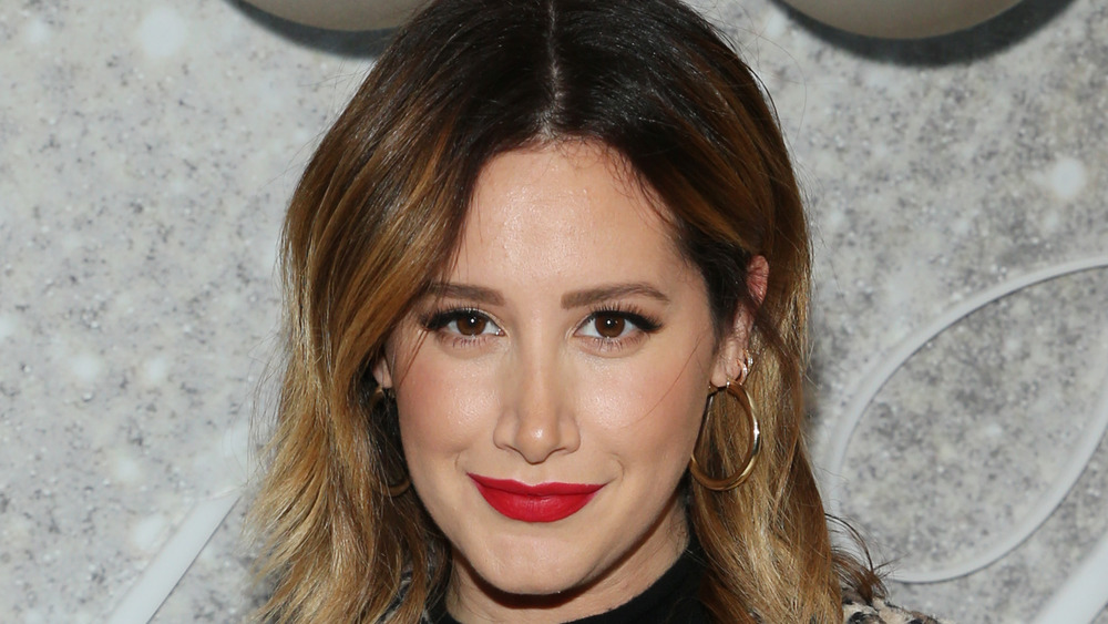 Ashley Tisdale at Brooks Brothers Annual Holiday Celebration To Benefit St. Jude