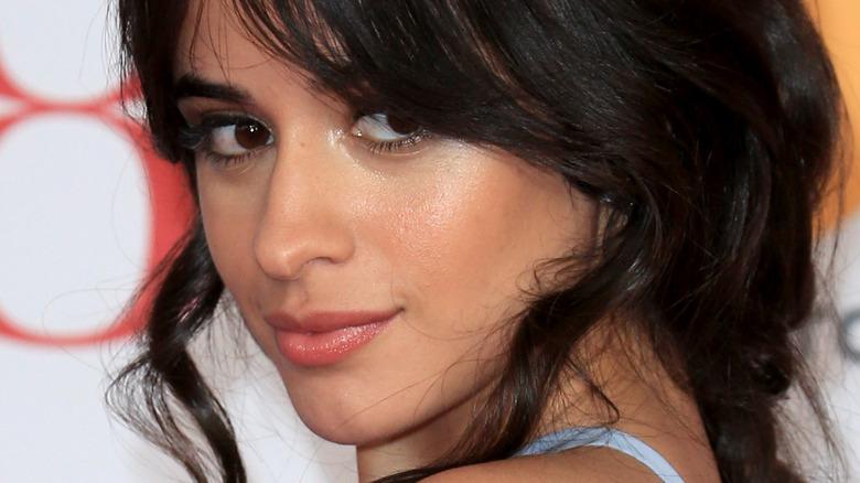 Camila Cabello on the red carpet