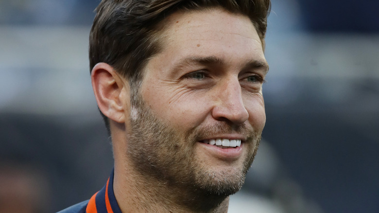 Jay Cutler at Soldier Field 2019