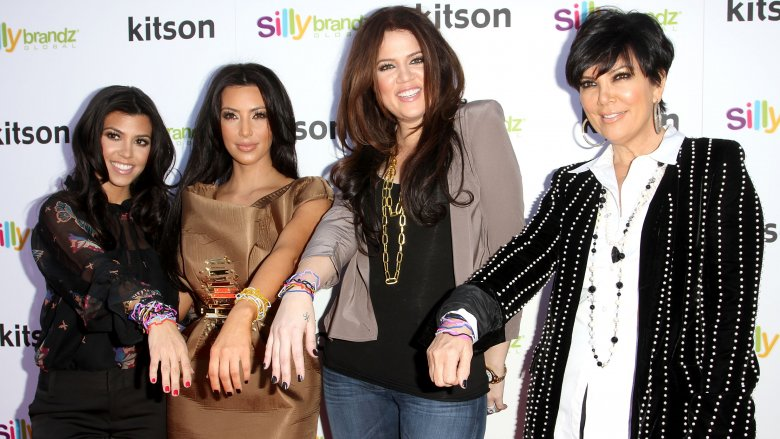 Kourtney Kardashian, Kim Kardashian, Khloe Kardashian, Kris Jenner