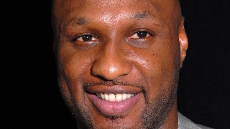 Lamar Odom in 2012