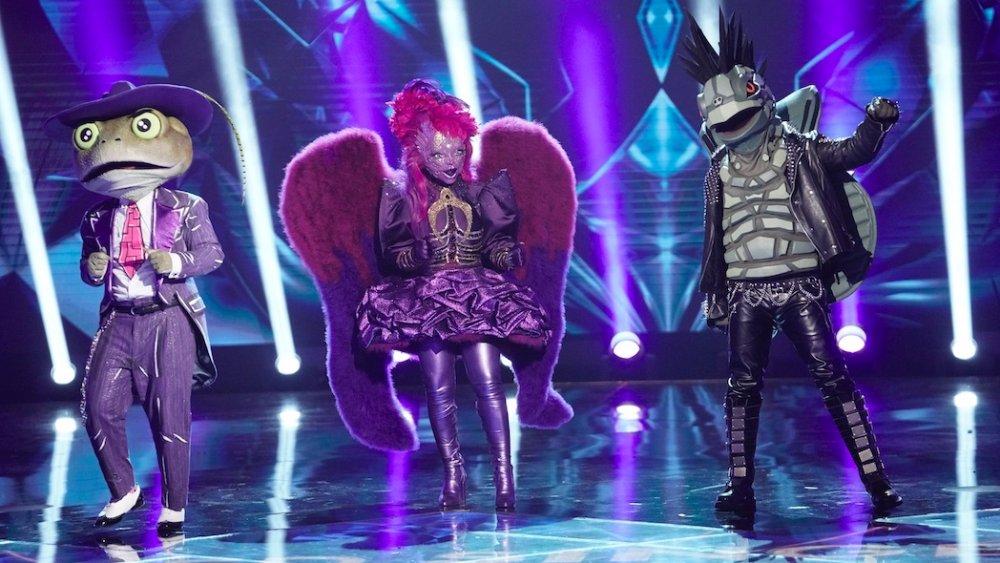 The Masked Singer Season 3 finalists
