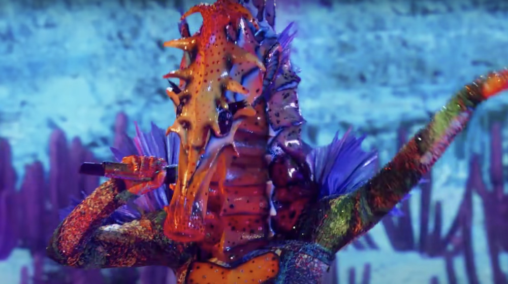 Seahorse on The Masked Singer