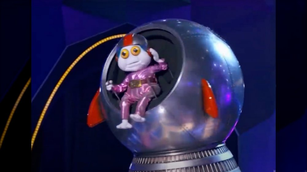 Baby Alien on The Masked Singer