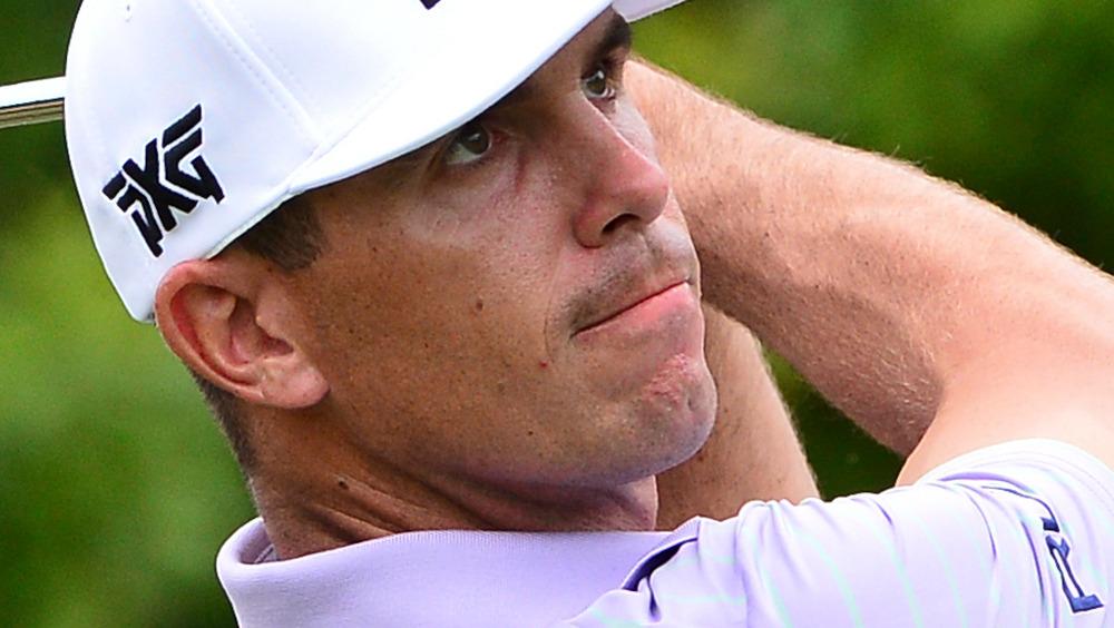 Billy Horschel at golf tournament