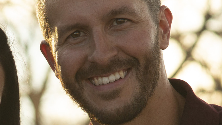 Chris Watts smiling