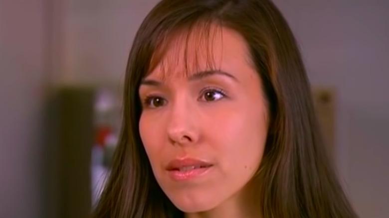 Jodi Arias giving interview