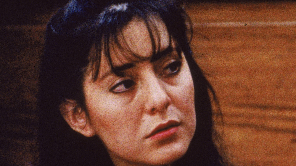 Lorena Bobbitt during the 1994 trial
