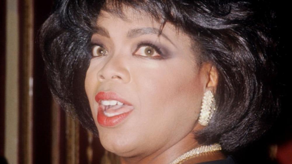 Oprah Winfrey shocked