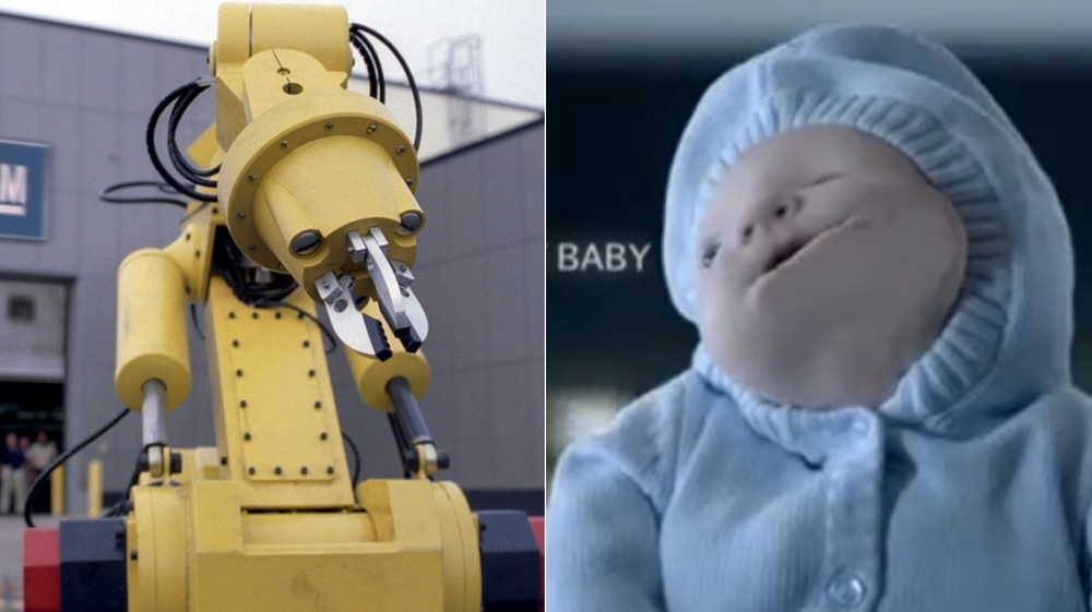 GM Robot and HomeAway's test baby Super Bowl commercials
