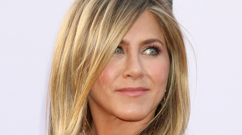 Jennifer Aniston at an event