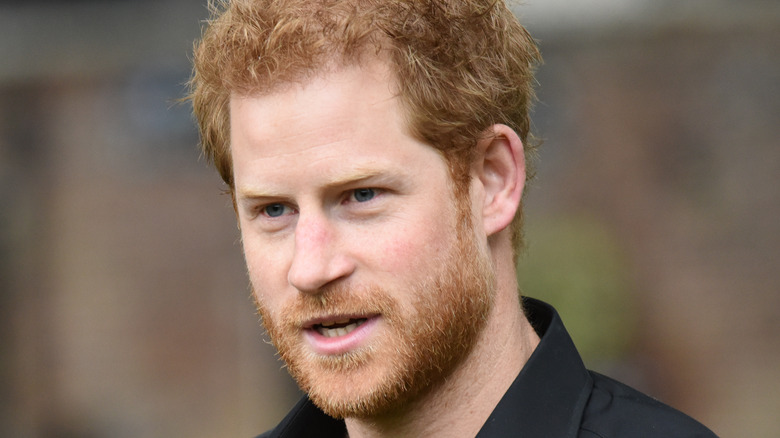 Prince Harry at the Invictus Games