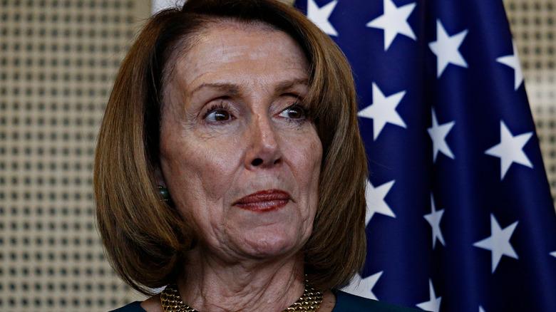 Nancy Pelosi at Congress