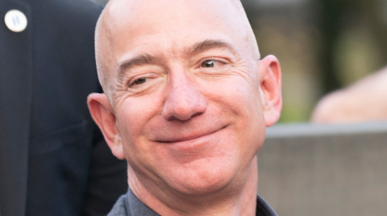 Jeff Bezos at an event