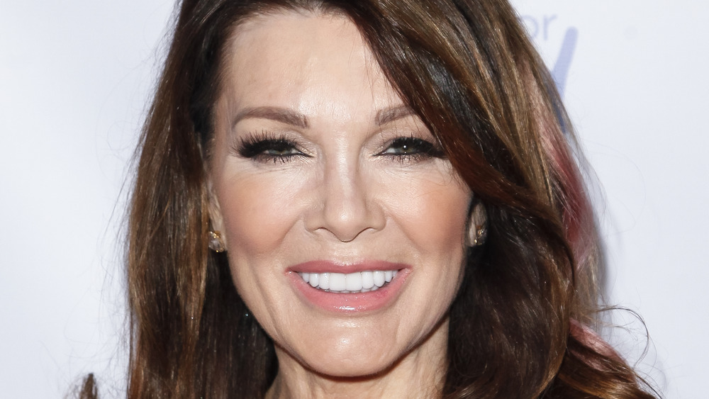 Lisa Vanderpump smile