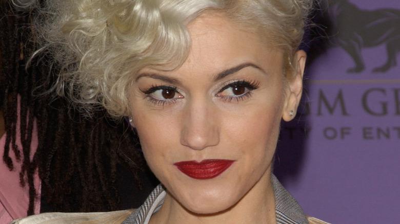 Gwen Stefani in her No Doubt days