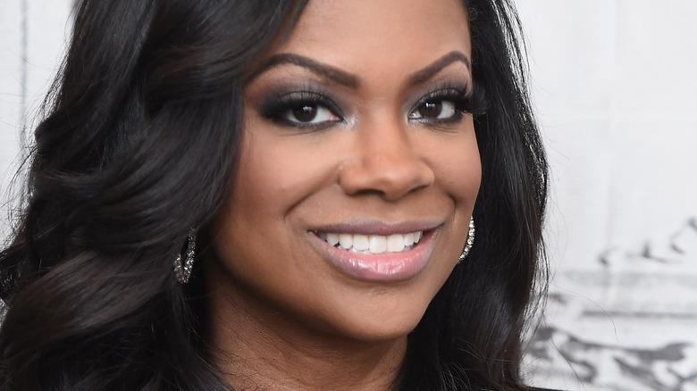 Kandi Burruss, 2020 photo, smiling