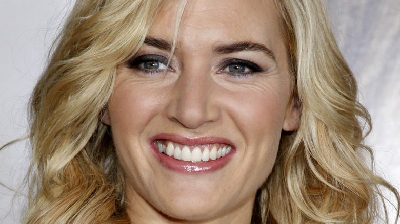 Kate Winslet smile