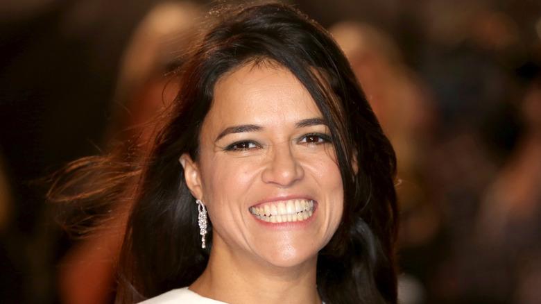 Micheel Rodriguez smiling